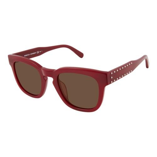 Rebecca Minkoff Women Sunglasses RMIMOGEN2S LHF Burgundy 49 23 140 Square