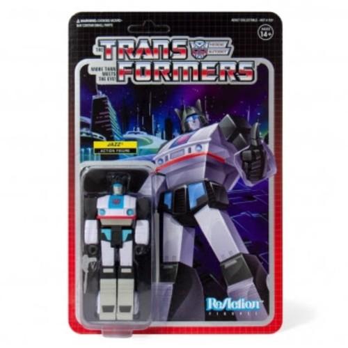 Jazz (Transformers) Super 7 ReAction Figure