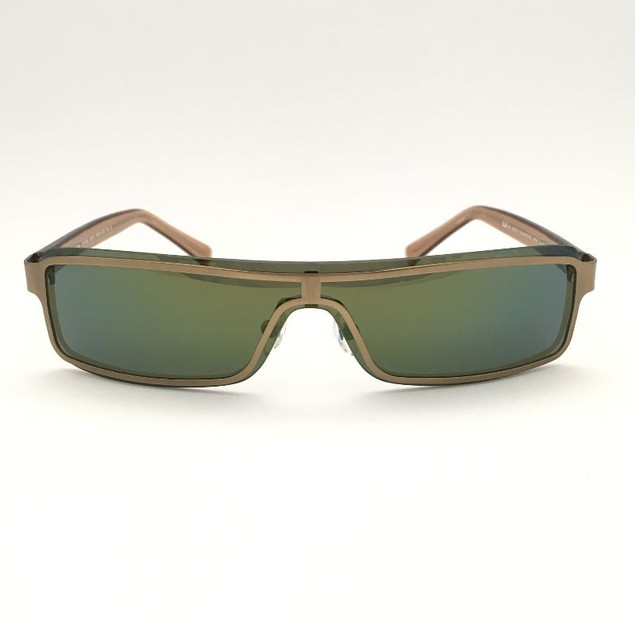 SUNGLASSES ADOLFO DOMINGUEZ  GREEN-GOLD  WOMAN UA-15030-104
