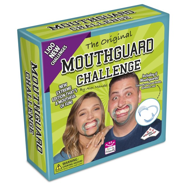 Extreme Mouthguard Challenge Game, Entertainment by Identity Games Intl USA