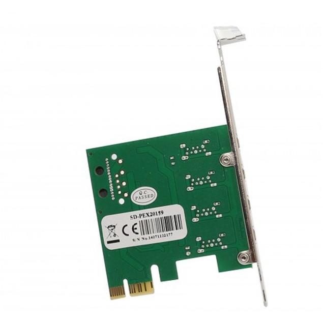 4 Port USB 3.0 PCI-e 2.0 x1 Card