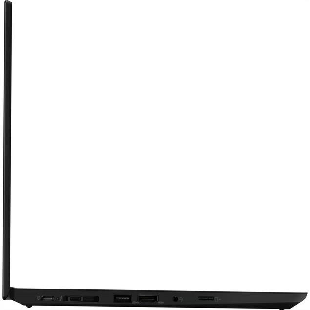 "Lenovo ThinkPad T490s 14"" 512GB Intel Core i7-8565U Win10,Black"