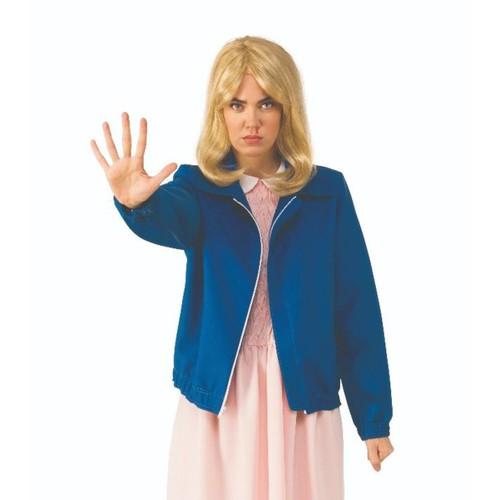 Adult Eleven's Blue Jacket Costume