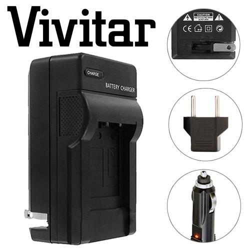 Vivitar CB-11LH Rapid Travel Charger for Canon NB-11L SX420 SX430