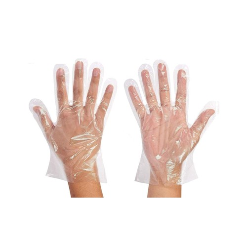 500-Pack: Multi Purpose Powder And Latex Free Protective Gloves