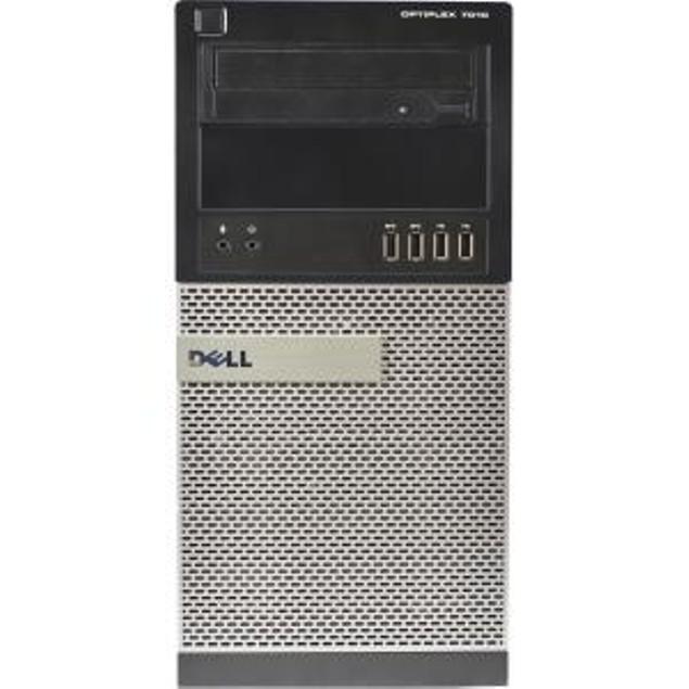 Dell 7010 Tower Intel i5 8GB 1TB HDD Windows 10 Professional