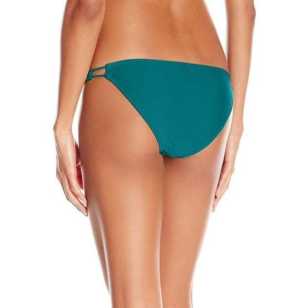 Volcom Women's Simply Solid Full Bikini Bottom SZ: M