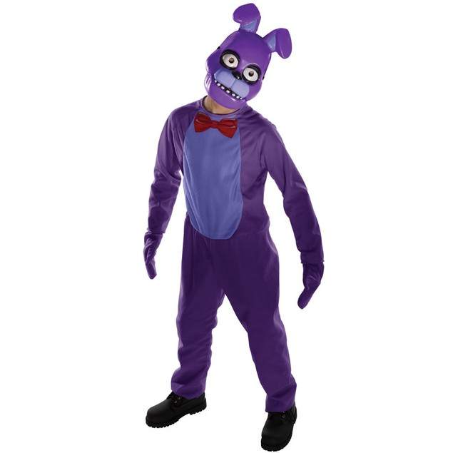 Bonnie Child Costume Five Nights At Freddy's