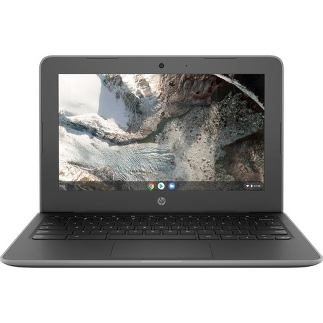 "HP Chromebook 11 G7 11.6"" 32GB Intel Celeron N4000 Chrome OS,Gray"
