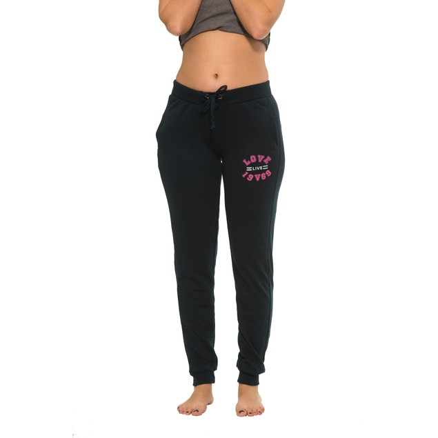 Versace 1969 Love Live Long Fitted Women Joggers- 6 Colors