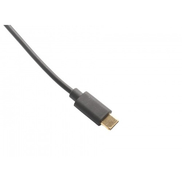 USB Type-C Printer to Parallel DB25F Cable, Bi-Directional Communication