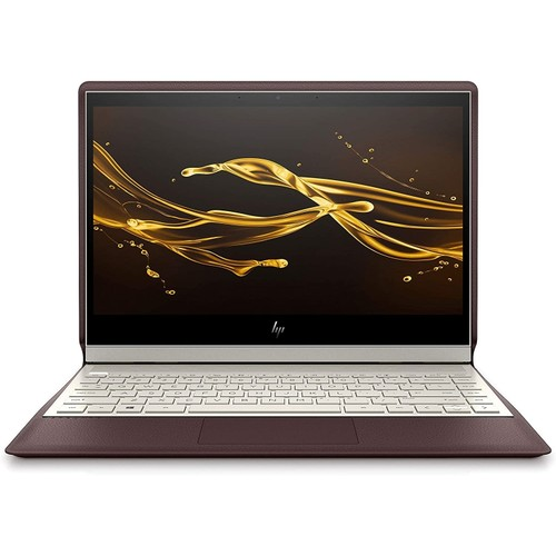 "HP Spectre Folio 13-AK0023DX 13.3"" 512GB Win10,Burgundy"