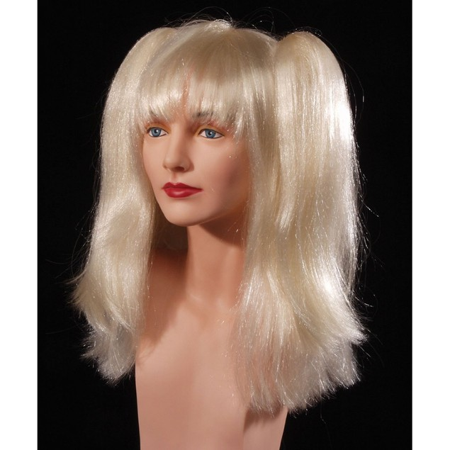 Blonde Pigtails Wig