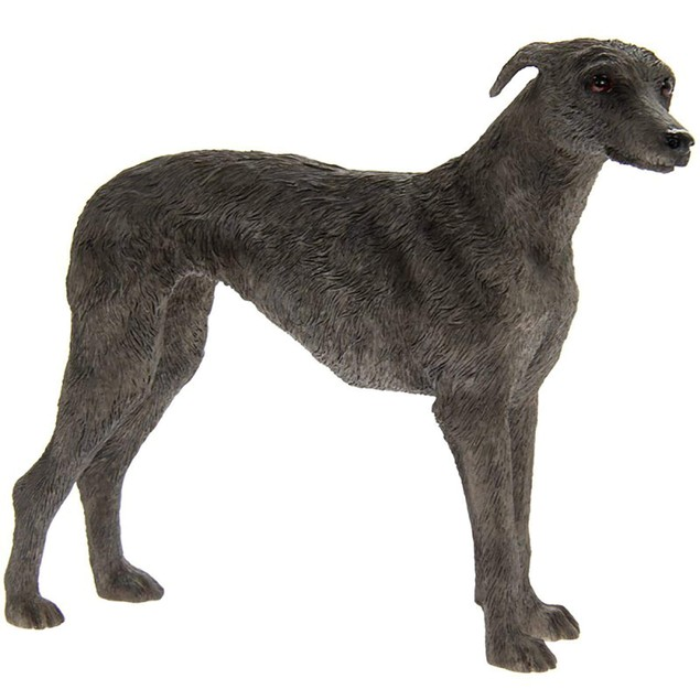 Lurcher Figurine By Lesser and Pavey