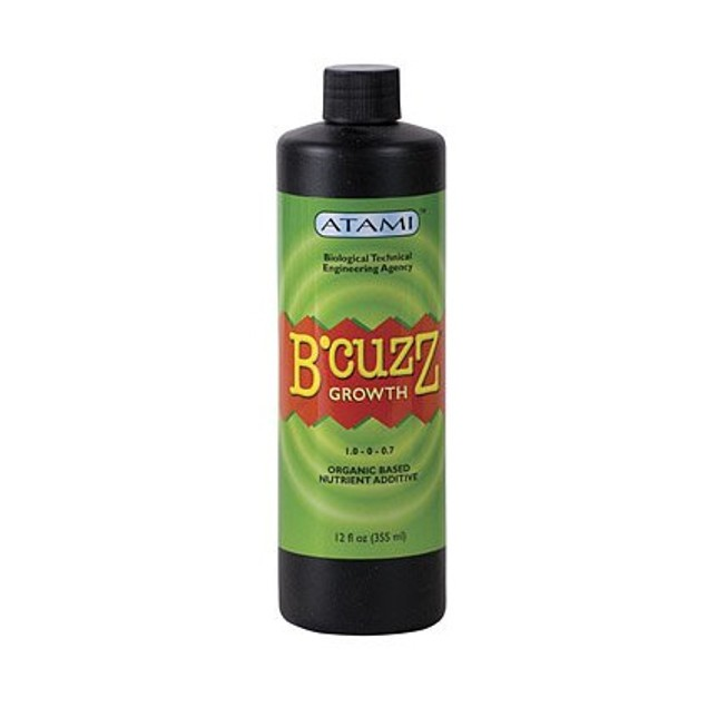 B'Cuzz Growth Stimulator, 12 oz