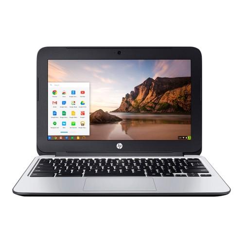 HP Chromebook L6V37AA#ABA Intel Celeron N2840 X2 2.16GHz 4GB 16GB SSD 11.6