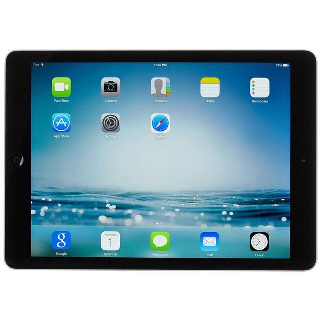 "Apple iPad Air MD786LL/A 32GB Wifi 9.7"" - Space Gray"