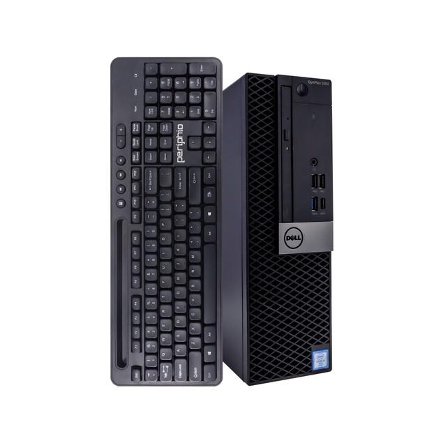 Dell 5050 Desktop Intel i5 8GB 500GB SSD Windows 10 Professional No Monitor