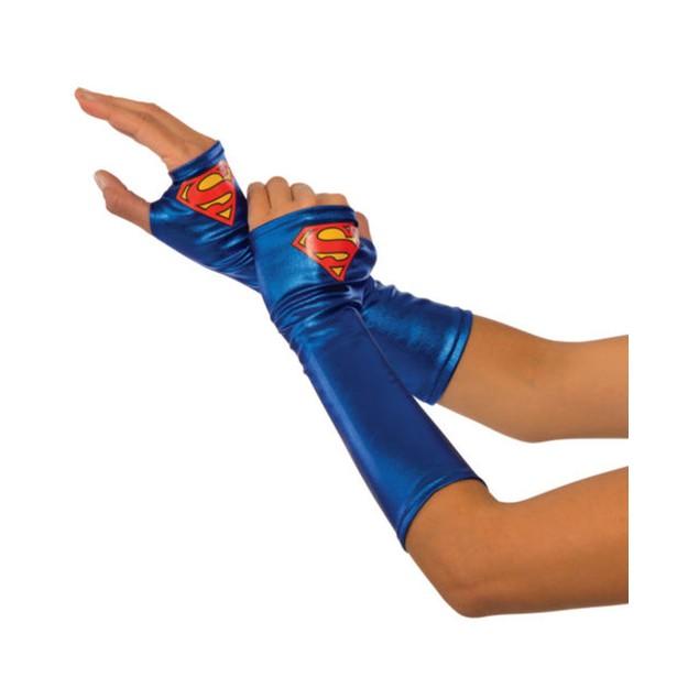 Supergirl Adult Gauntlets