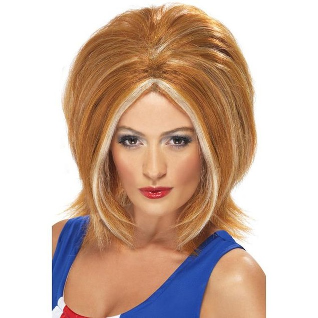 Ms. Frizzle Or Ginger Spice Wig