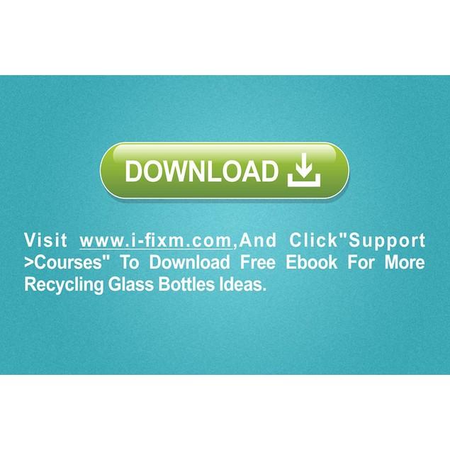 AGPtek Bottle Cutter Kit,Glass Bottle Cutter Machine Cutting Tool,Green