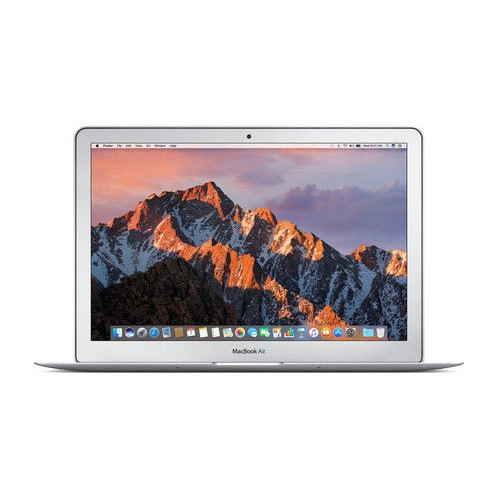 "Apple MacBook Air Laptop Core i5 1.6GHz 8GB RAM 128GB SSD 13"" MJVE2LL/A (2015)"