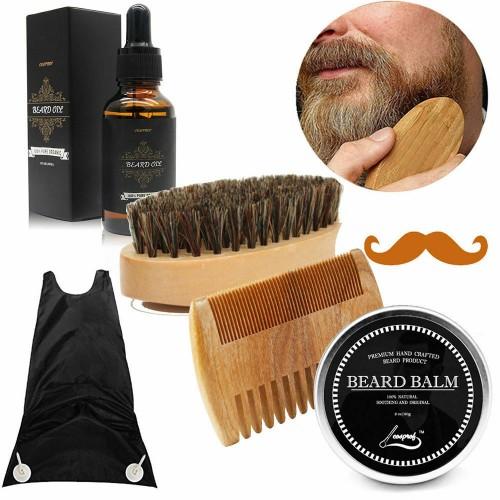 Beard/Mustache Grooming Care Set