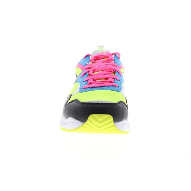 Diadora Mens Whizz Run Fluo FL Sneakers Shoes