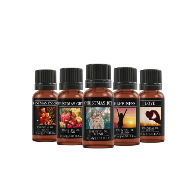 Mystic Moments Christmas Time Essential Oils Blend Gift Pack