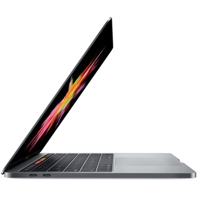 "Apple MacBook Pro MLH12LL/A 13.3"" 240GB, Space Gray (Refurbished)"