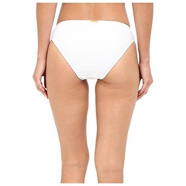 LAUREN Ralph Lauren Women's Variegated Ottoman Hipster Bikini Bottom S