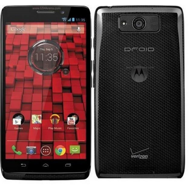 Motorola Droid Ultra, Verizon, Black, 16 GB, 5 in Screen