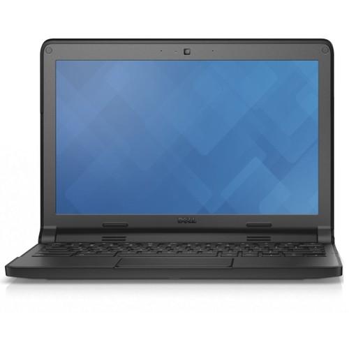 Dell Chromebook 4MDFK Intel Celeron N2840 X2 2.16GHz 4GB 16GB SSD,Black(