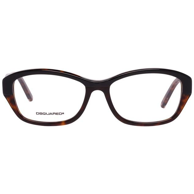 EYEGLASSES DSQUARED2  BROWN  WOMAN DQ5117-056-54