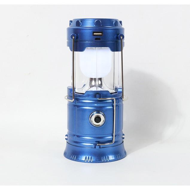 LED Multifunctional Solar Camping Light Outdoor Camping Tent Light USB Charging Horse Lantern