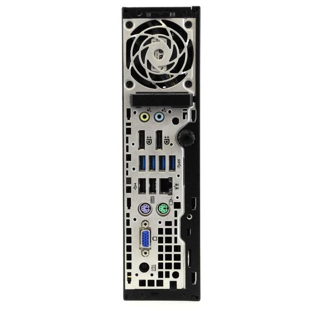 HP 8300 Desktop Computer (Intel Core i5, 4GB RAM, 500GB HDD)