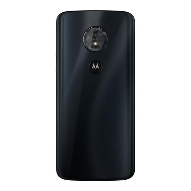 Motorola MOTO G6 Play, Unlocked, Black, 16 GB, 5.7 in Screen