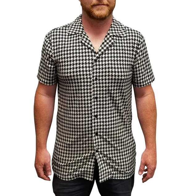 Ricky's Houndstooth Shirt