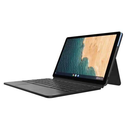 "Lenovo Chromebook CT-X636F 10.1"" 64GB MediaTek Helio P60T,Blue Grey"