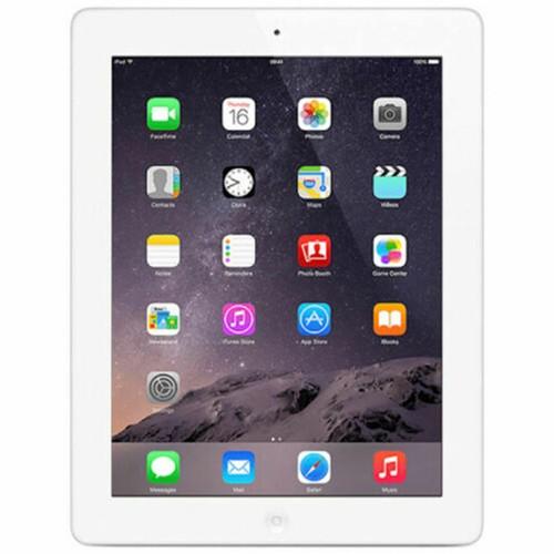 Apple iPad 2 64GB, Wi-Fi, 9.7in - White - (MC981LL/A) - B Grade
