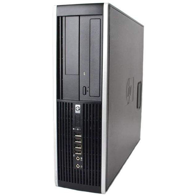 HP 8200 Desktop Intel i5 8GB 2TB HDD Windows 10 Professional