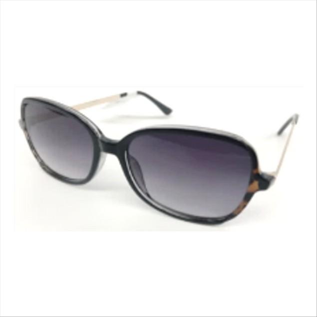 Lucky Brand Women's Sunglasses  BLK/GREY  57/23/145