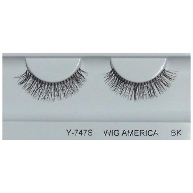 Wig America Premium False Eyelashes wig509, 5 Pairs