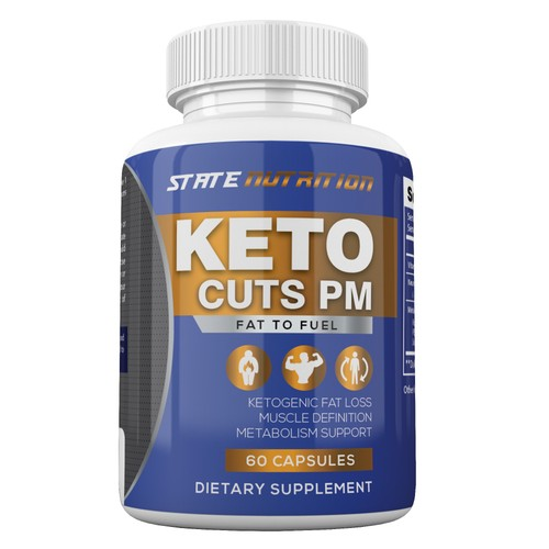 Keto Cuts PM Burn Fat Instead of Carbs While You Sleep Formula