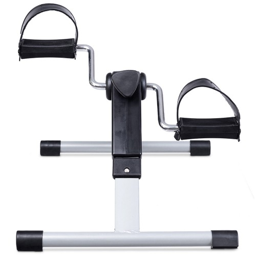 Costway Indoor Exercise Bike for Arms & Legs