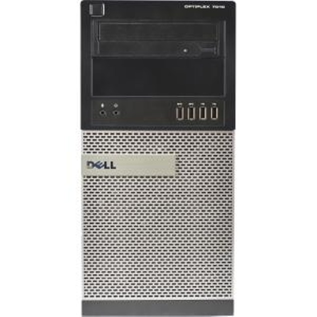Dell 7010 Tower Intel i5 8GB 2TB HDD Windows 10 Professional