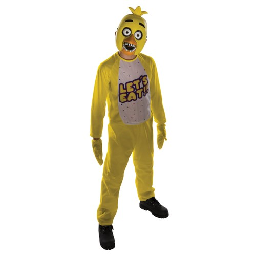 Chica Tween Costume Five Nights At Freddy's