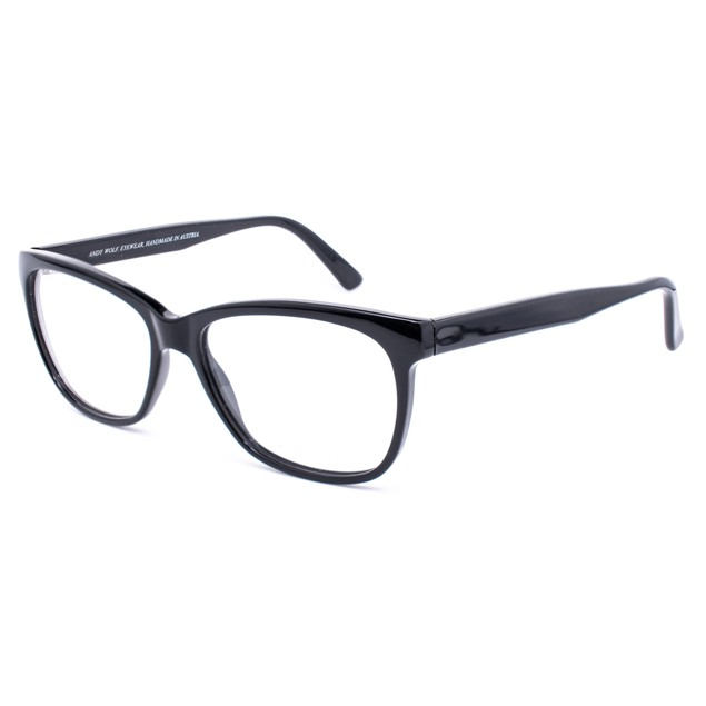 EYEGLASSES ANDY WOLF  BLACK  WOMAN 5036-A
