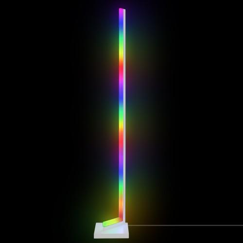 Tetrad Cubic Corner Lamp