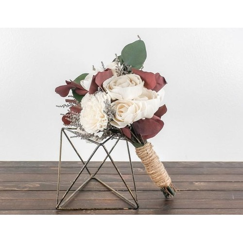 Small Sola Wood Flower Bouquet - Orchard